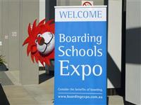 PLC Armidale on tour at Boarding expo